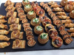 Catering for all tastes;includes vegetarian, vegan and the meat lovers too