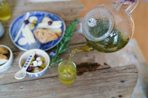Add a new cheese to your cheese board?  A new wine to your collection?  Try a new tea as well