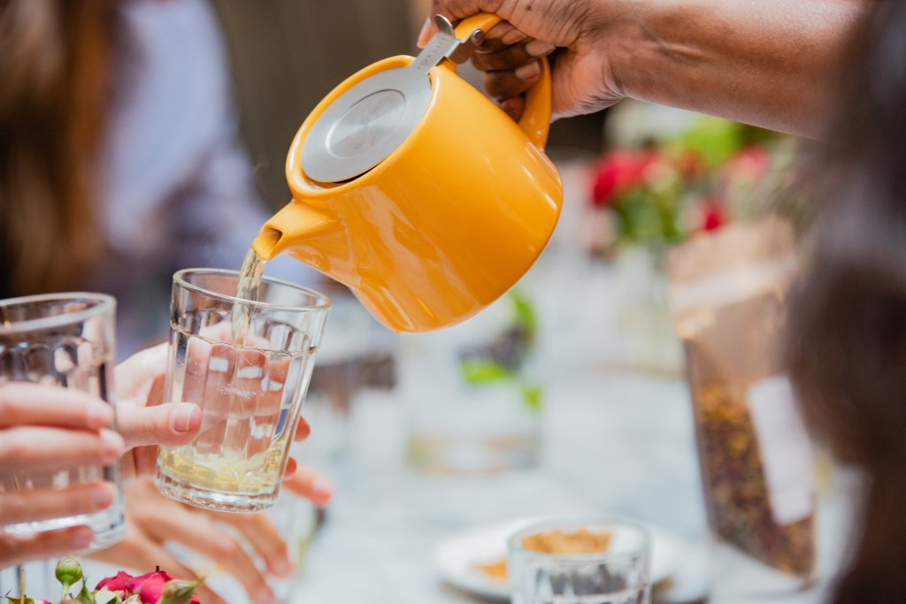 Speciality tea is what makes Ceylon tea that much more special.  Well brewed tea tastes so good.