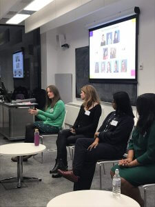 Panel discussion at Warwick University of female founders. Our journeys and how we have come to where we are